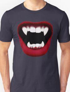 Vampire Smile Unisex T-Shirt
