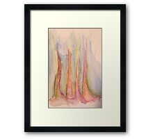limbs 2 Framed Print