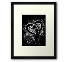 Keyblade Chosen Framed Print