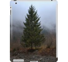 Lone pine tree iPad Case/Skin