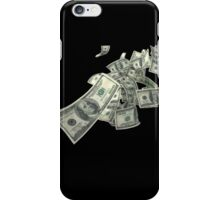 Throw It Up$ iPhone Case/Skin