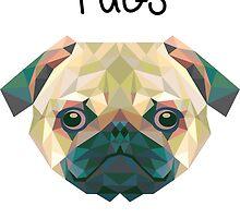 Pugs not drugs by julieeah