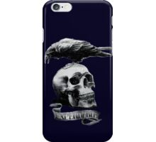Expendable Crow iPhone Case/Skin