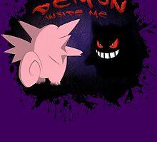 Demon Inside Me by vStepHHH