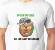 pm of pingaz Unisex T-Shirt