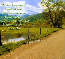 Psalm 23:1 by Lisa G. Putman