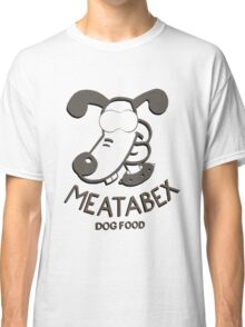 Meatabex Dog Food - Wallace and Gromit Classic T-Shirt