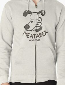 Meatabex Dog Food - Wallace and Gromit Zipped Hoodie