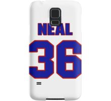 National baseball player Thomas Neal jersey 36 Samsung Galaxy Case/Skin