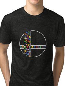 Smash Tri-blend T-Shirt