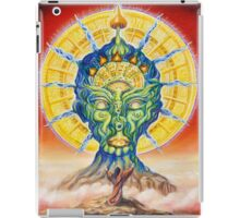 vision of the shaman iPad Case/Skin