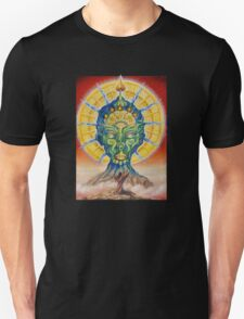 vision of the shaman Unisex T-Shirt