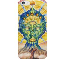 vision of the shaman iPhone Case/Skin