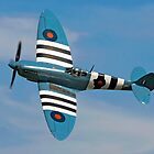Spitfire PR.XI PL965/R G-MKXI by Colin Smedley