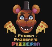 Freddy's Pizzeria by GrimmSugar