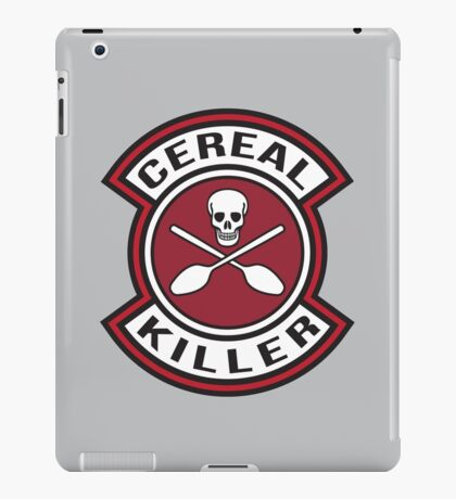 CEREAL KILLER iPad Case/Skin