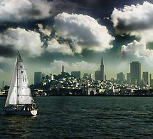 Sailing on the Bay by BMV1