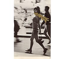 walk and spew Photographic Print