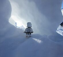 Dave Stormtrooper  Ice Cave by apawdesign