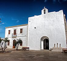 Sant Francesc Xavier by John Edwards