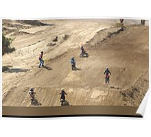 Loretta Lynn's SW Area - Wind Whipped Mini Rider! Competitive Edge MX Hesperia, CA, (1100 Views as of 5-9-11) Poster