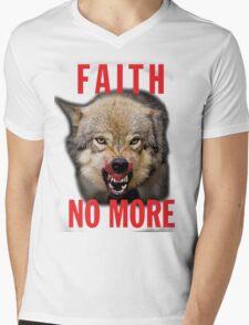 Faith No More Mens V-Neck T-Shirt