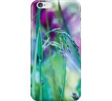 Vivid Grasses iPhone Case/Skin