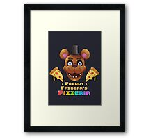 Freddy's Pizzeria Framed Print