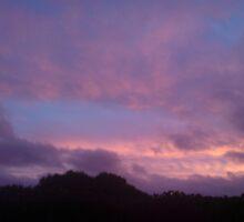 Purple Sunset by kdesignz