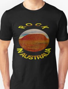 Rock In Australia T-Shirt