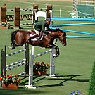 Show Jumper by Gino Iori