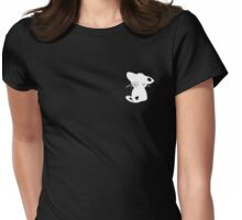 sinister mittens Womens Fitted T-Shirt