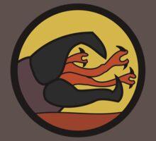 Graboid Badge by MethodComix