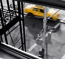 New York Taxi by delmo