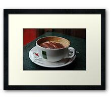 Clan: Coffee Framed Print