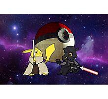 Star Wars - The Return of the Pokemon Photographic Print