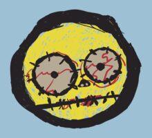 Sergio's Zombie Face by zmedia