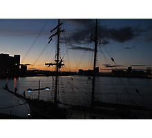Clan: Harbour Photographic Print
