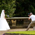 Harewood Wedding by David Marshall