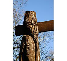 Clan: Woodsman Photographic Print
