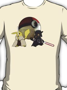 Star Wars - The Return of the Pokemon T-Shirt