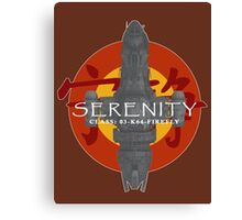 SERENITY - CLASS: 03-K64-FIREFLY Canvas Print