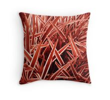 Networks gone wrong Throw Pillow