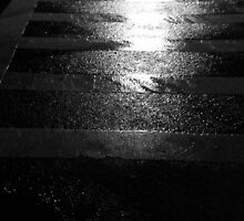 Reflected Crosswalk by MissCellaneous