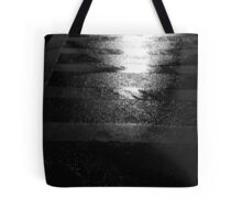 Reflected Crosswalk Tote Bag