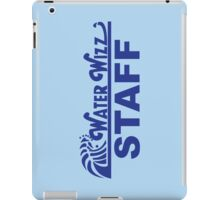 Water Wizz - STAFF iPad Case/Skin