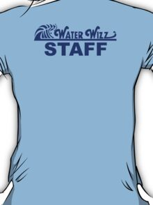 Water Wizz - STAFF T-Shirt