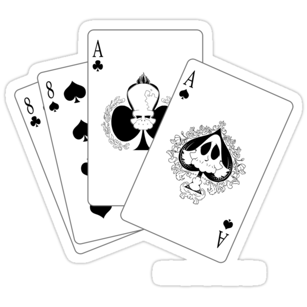 Aces and Eights: Deadman's Hand by Sockpuppet