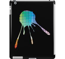 Color Chart Splat iPad Case/Skin