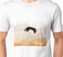 MorMor - In the Arms of my Tiger Unisex T-Shirt